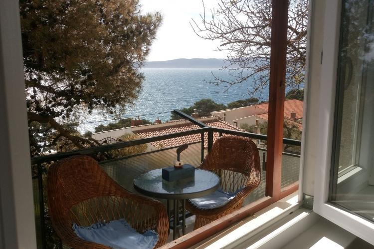 Holiday homeCroatia - Central Dalmatia: Delightful Apartment Brela  [6]