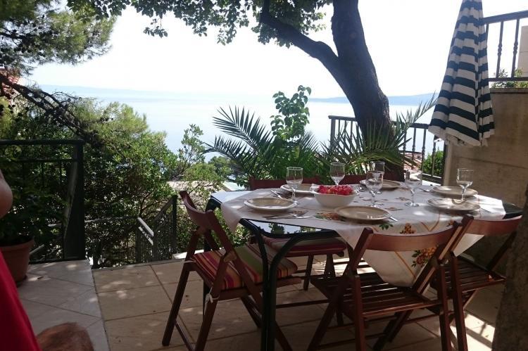 Holiday homeCroatia - Central Dalmatia: Delightful Apartment Brela  [22]