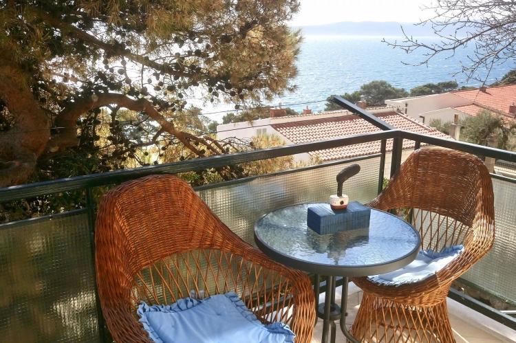 Holiday homeCroatia - Central Dalmatia: Delightful Apartment Brela  [4]