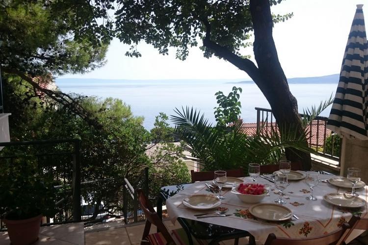 Holiday homeCroatia - Central Dalmatia: Delightful Apartment Brela  [3]