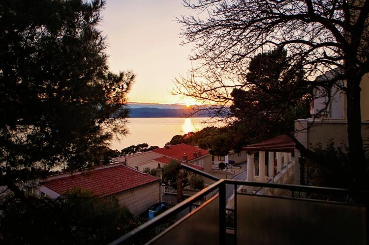 Holiday homeCroatia - Central Dalmatia: Delightful Apartment Brela  [1]