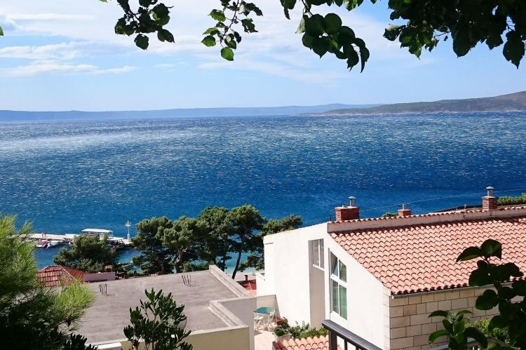 Holiday homeCroatia - Central Dalmatia: Delightful Apartment Brela  [5]