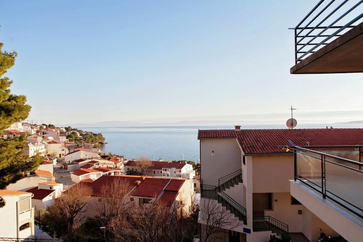 Holiday homeCroatia - Central Dalmatia: Cozy Apartment Brela  [4]