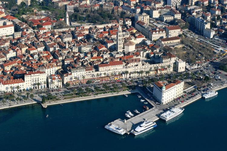 Holiday homeCroatia - Central Dalmatia: Sunset  One Bedroom Apartment  [27]