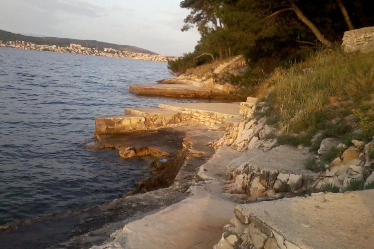 Holiday homeCroatia - Central Dalmatia: Sunset  One Bedroom Apartment  [16]