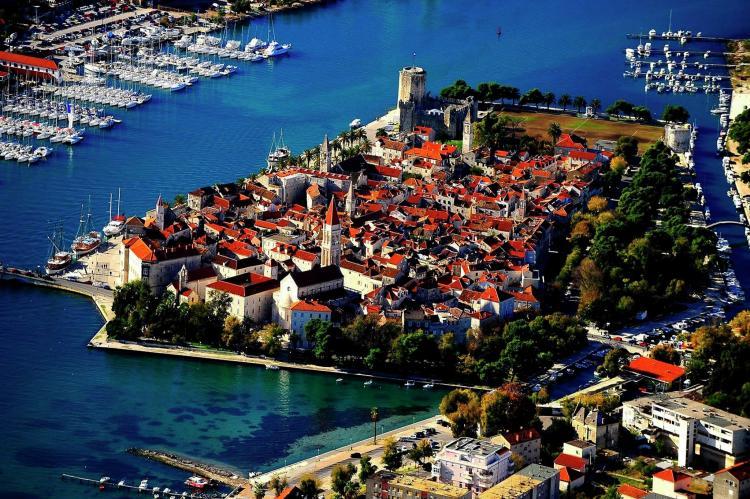 Holiday homeCroatia - Central Dalmatia: Sunset  One Bedroom Apartment  [22]