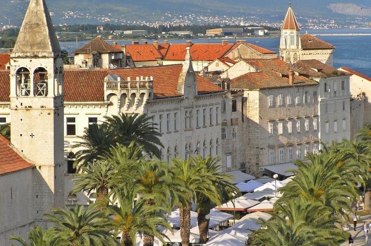Holiday homeCroatia - Central Dalmatia: Sunset  One Bedroom Apartment  [25]