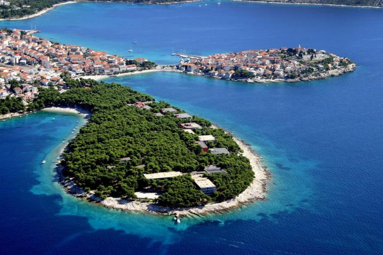 Holiday homeCroatia - Central Dalmatia: Sunset  One Bedroom Apartment  [23]
