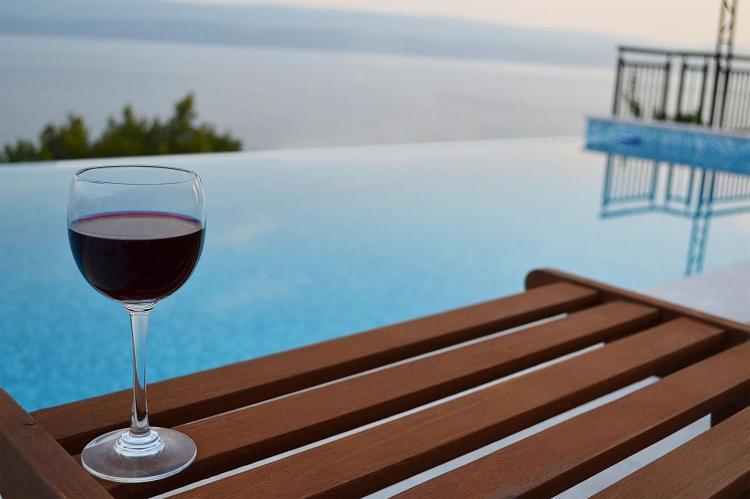 Holiday homeCroatia - Central Dalmatia: Shared pool apartment David- second floor  [10]