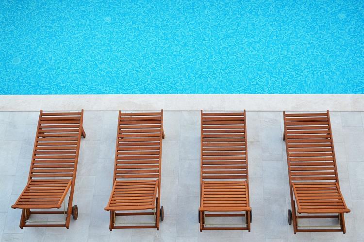 Holiday homeCroatia - Central Dalmatia: Shared pool apartment David- second floor  [9]