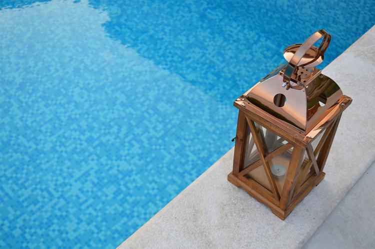 Holiday homeCroatia - Central Dalmatia: Shared pool apartment David- second floor  [11]