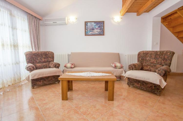 FerienhausKroatien - Istrien: Three bedroom Apartment Slavica I  [4]