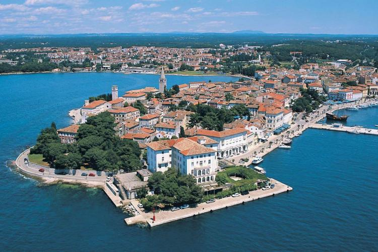 Holiday homeCroatia - Istra: Apartment Slavica II in Porec  [21]