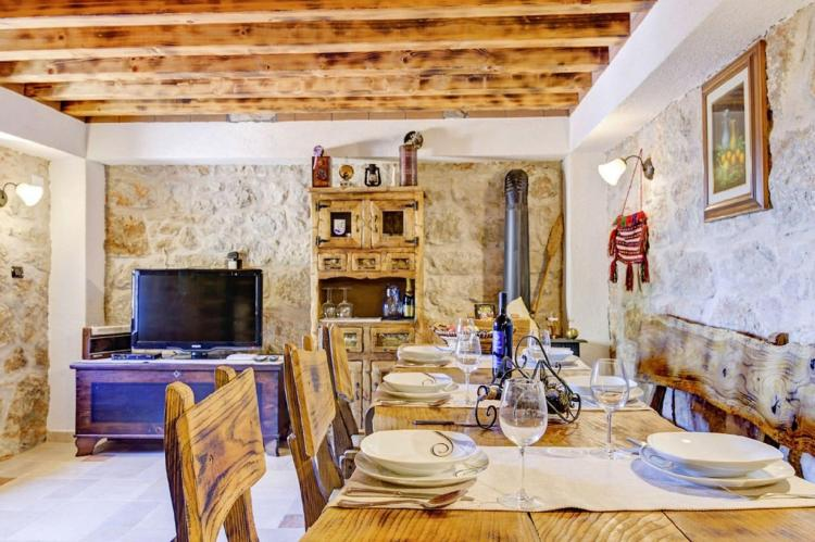 Holiday homeCroatia - Northern Dalmatia: Villa Ivana  [9]