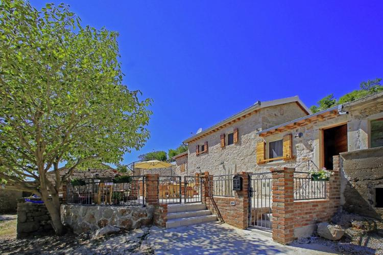 Holiday homeCroatia - Northern Dalmatia: Villa Ivana  [4]