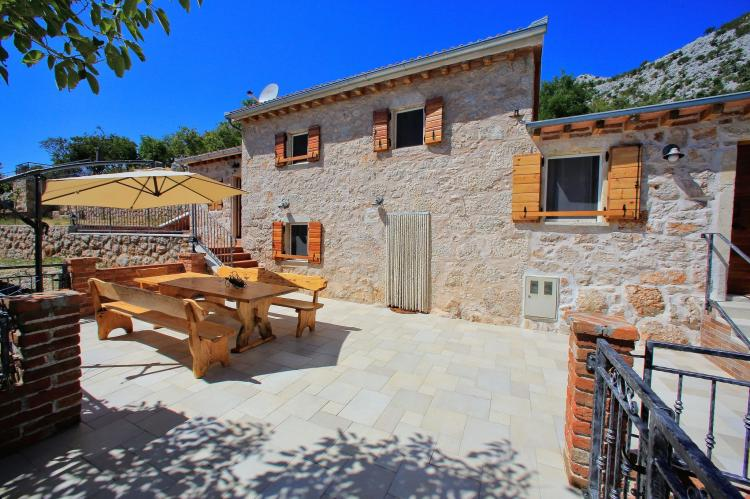 Holiday homeCroatia - Northern Dalmatia: Villa Ivana  [5]