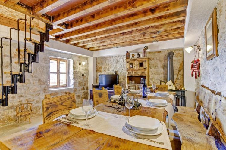 Holiday homeCroatia - Northern Dalmatia: Villa Ivana  [8]