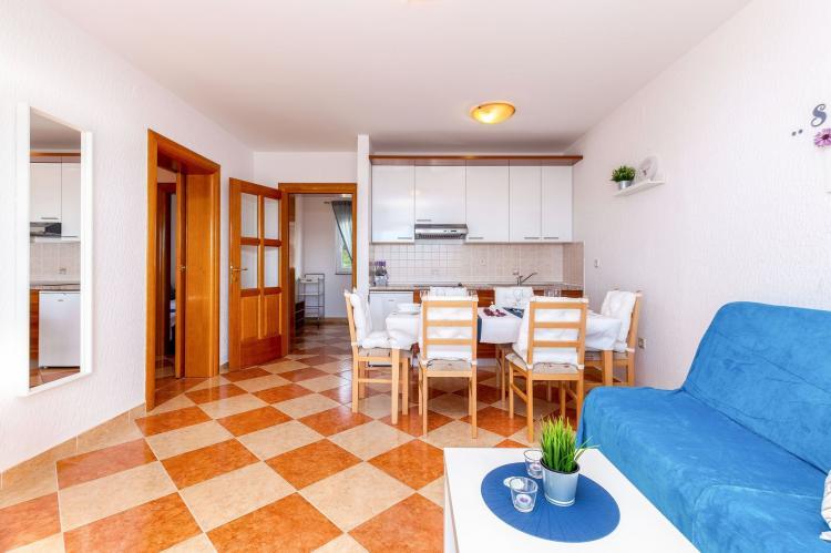 VakantiehuisKroatië - Kvarner: Villa Marija 4  [9]