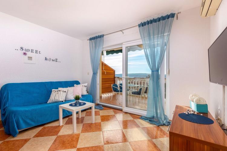 VakantiehuisKroatië - Kvarner: Villa Marija 4  [7]