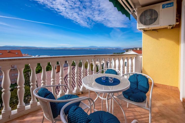 VakantiehuisKroatië - Kvarner: Villa Marija 4  [14]