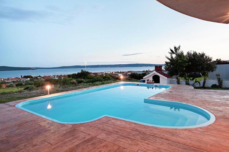 Holiday homeCroatia - Central Dalmatia: Holiday Home Franic  [6]