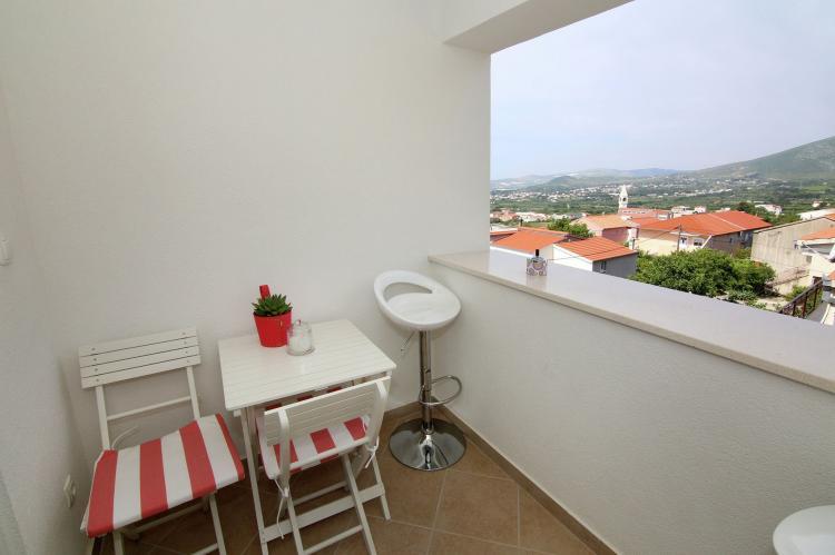 Holiday homeCroatia - Central Dalmatia: Comfy lux apartment  [16]