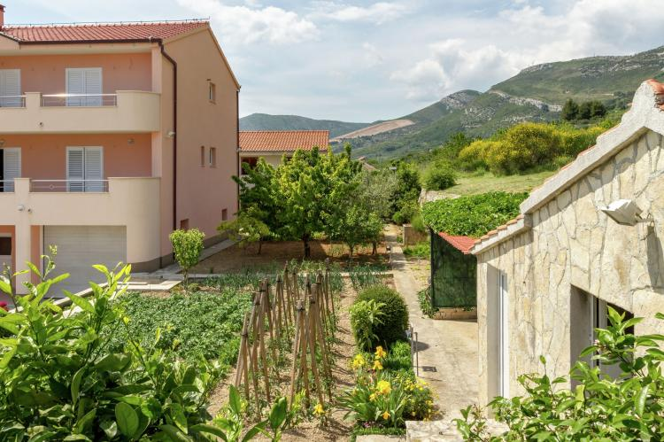 Holiday homeCroatia - Central Dalmatia: Comfy lux apartment  [1]