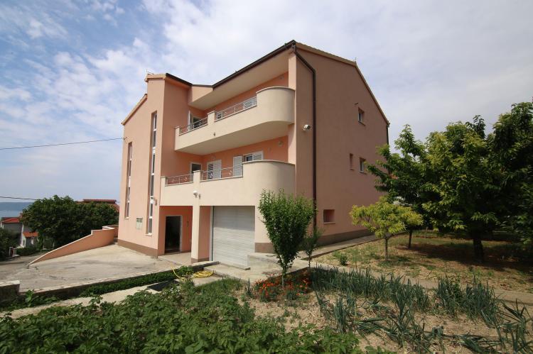 Holiday homeCroatia - Central Dalmatia: Comfy lux apartment  [8]