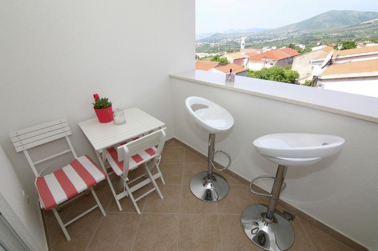 Holiday homeCroatia - Central Dalmatia: Comfy lux apartment  [15]