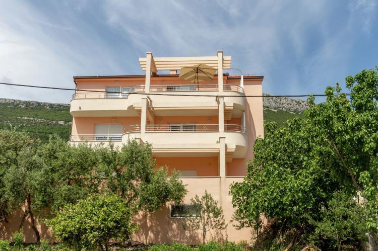 Holiday homeCroatia - Central Dalmatia: Comfy lux apartment  [9]