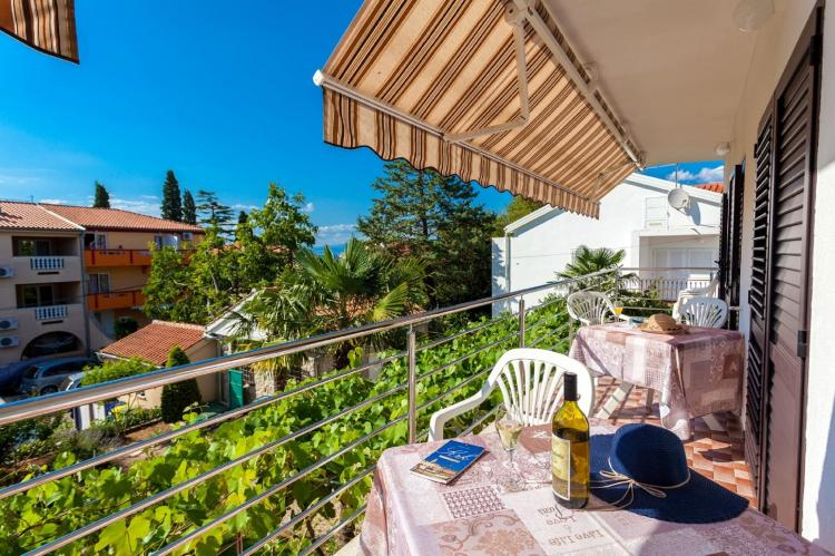 Holiday homeCroatia - Kvarner: Apartment Marija  [21]