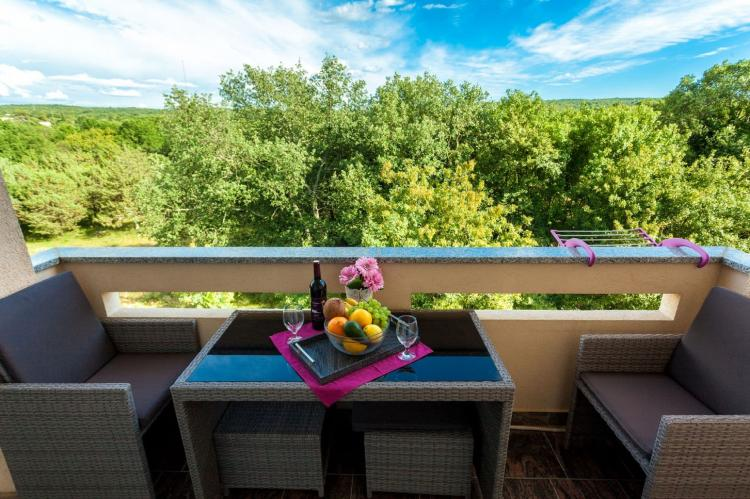 Holiday homeCroatia - Kvarner: Apartment Dani  [11]