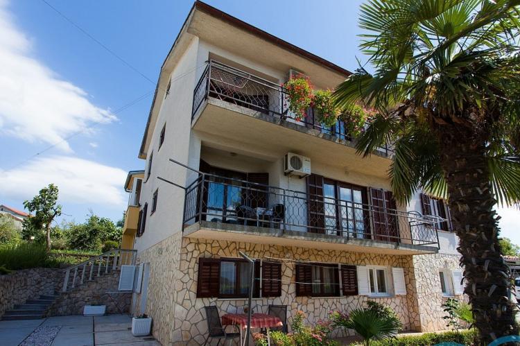 Holiday homeCroatia - Kvarner: Apartment Marica  [1]