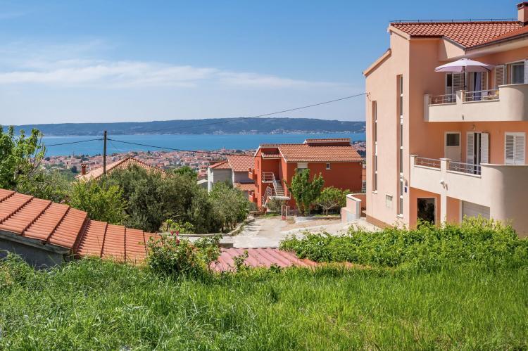 Holiday homeCroatia - Central Dalmatia: Sunrise apartment  [6]