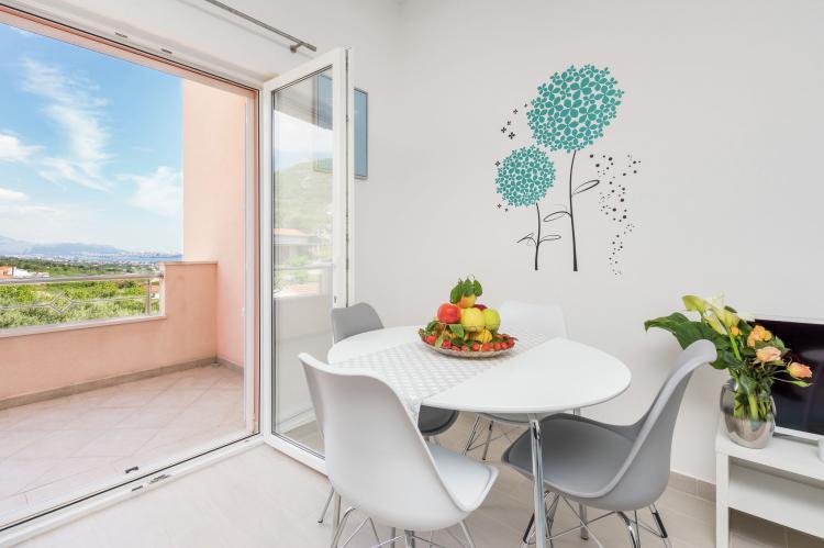 Holiday homeCroatia - Central Dalmatia: Sunrise apartment  [21]