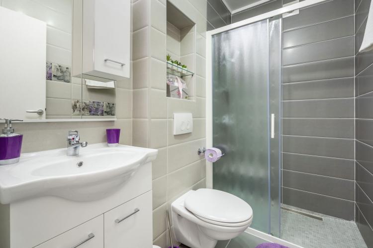 Holiday homeCroatia - Central Dalmatia: Sunrise apartment  [18]
