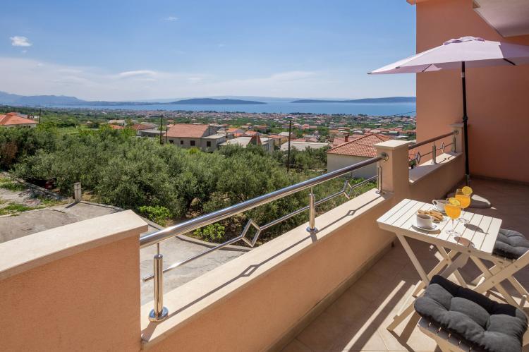 Holiday homeCroatia - Central Dalmatia: Sunrise apartment  [7]