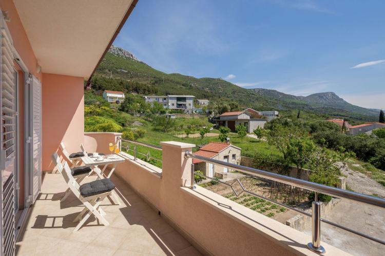 Holiday homeCroatia - Central Dalmatia: Sunrise apartment  [20]