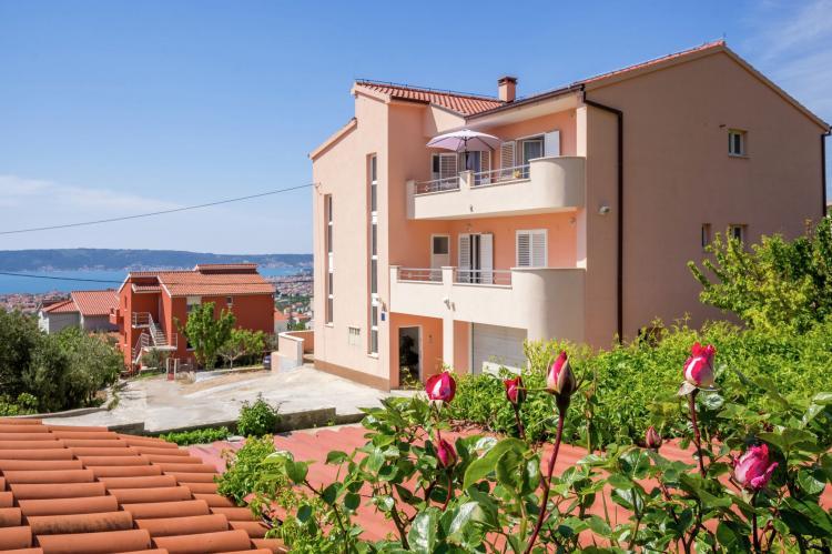 Holiday homeCroatia - Central Dalmatia: Sunrise apartment  [2]
