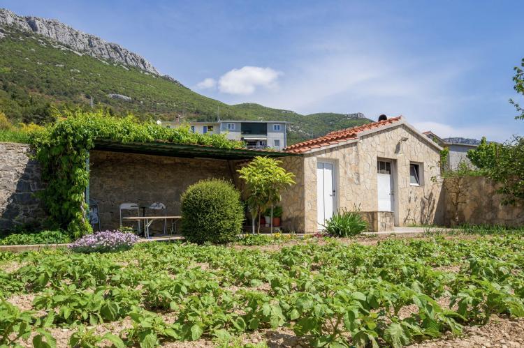 Holiday homeCroatia - Central Dalmatia: Sunrise apartment  [5]