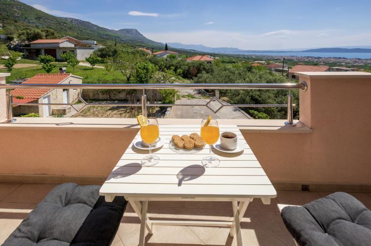 Holiday homeCroatia - Central Dalmatia: Sunrise apartment  [8]
