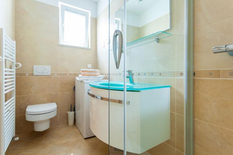 Holiday homeCroatia - Kvarner: Apartment Svalina  [16]