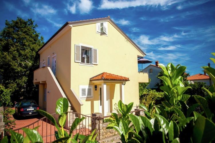 Holiday homeCroatia - Kvarner: Apartment Svalina  [1]