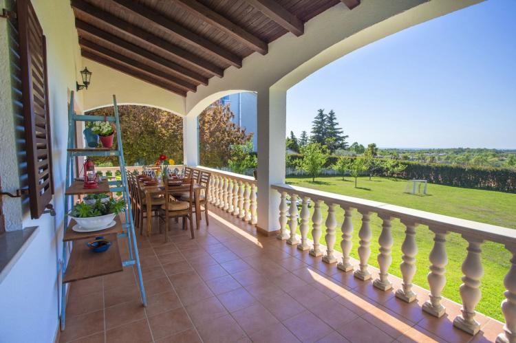 FerienhausKroatien - Istrien: Villa Sabatti  [31]