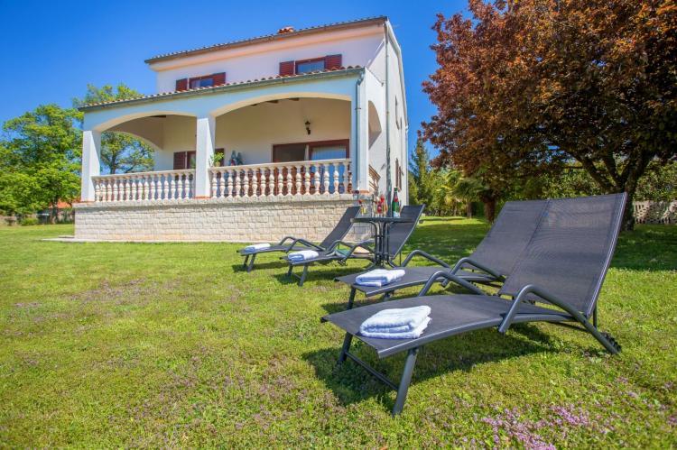 FerienhausKroatien - Istrien: Villa Sabatti  [2]