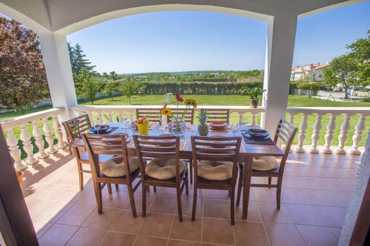 FerienhausKroatien - Istrien: Villa Sabatti  [26]
