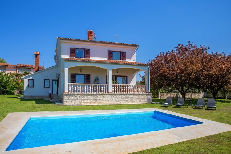 FerienhausKroatien - Istrien: Villa Sabatti  [1]