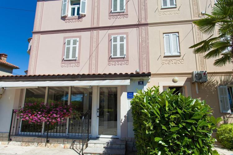 VakantiehuisKroatië - Kvarner: Apartment Morozin Ivana  [12]