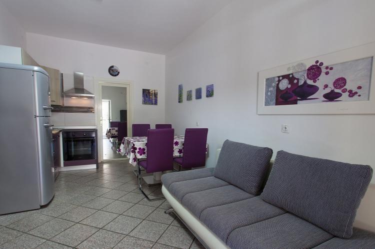 VakantiehuisKroatië - Kvarner: Apartment Morozin Ivana  [4]
