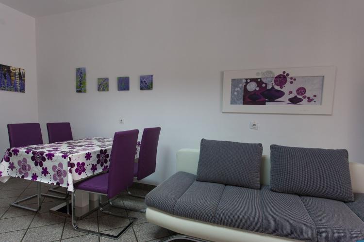 VakantiehuisKroatië - Kvarner: Apartment Morozin Ivana  [2]